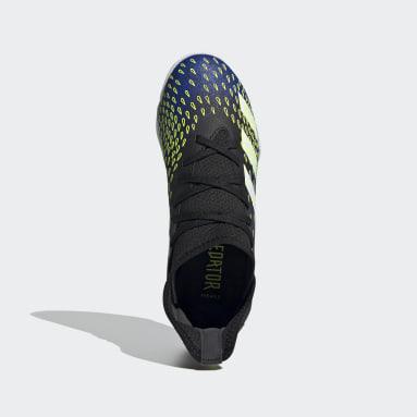Chaussure Predator Freak.3 Indoor Noir Garçons Futsal