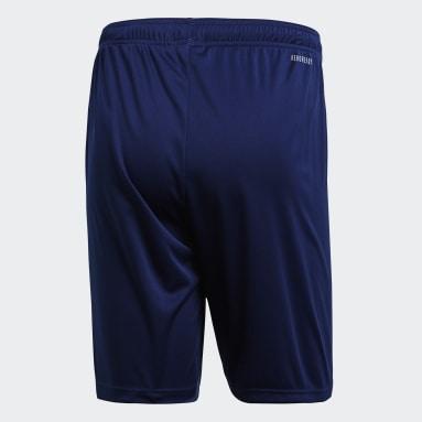 Pantalón corto entrenamiento Core 18 Azul Hombre Gimnasio Y Entrenamiento