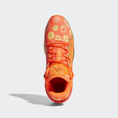 Basketball Orange Donovan Mitchell D.O.N. Issue #2 Shoes
