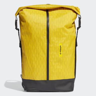 Originals Gold Future Roll-Top Backpack