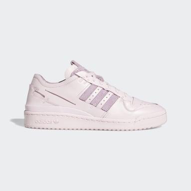Men Originals Pink Forum 84 Low Minimalist Icons Shoes