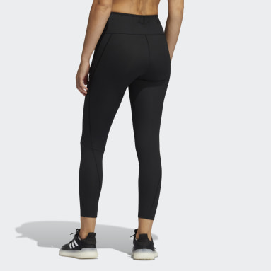 Women Training Black Techfit 7/8 HEAT.RDY Tights
