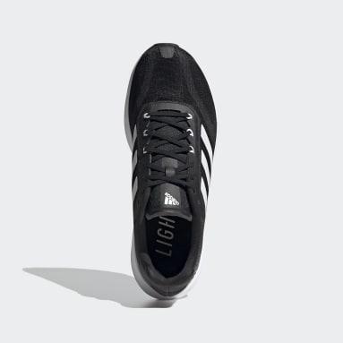 Men Running Black SL20 Shoes