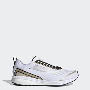 Women adidas by Stella McCartney White Boston Shoes