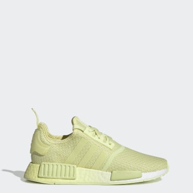 Women Originals Yellow NMD_R1 Shoes