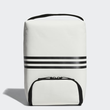 Men Golf White Tour Shoe Bag