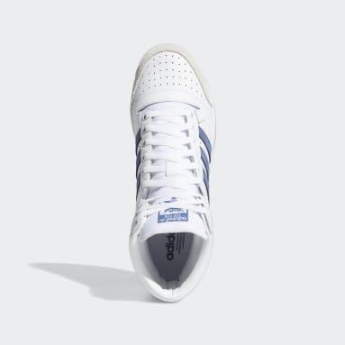 Men Originals White Top Ten Shoes