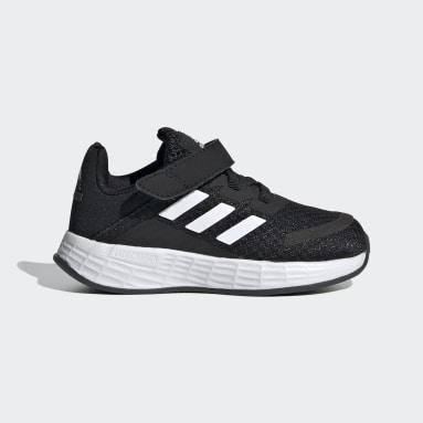Infant & Toddler Running Black Duramo SL Shoes