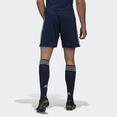 Juventus 20/21 Away Shorts Niebieski