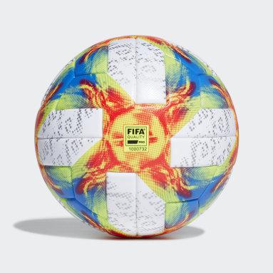 Balón Conext 19 Official Match (UNISEX) Blanco Fútbol