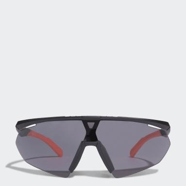 Hardlopen Zwart Sport Zonnebril SP0015