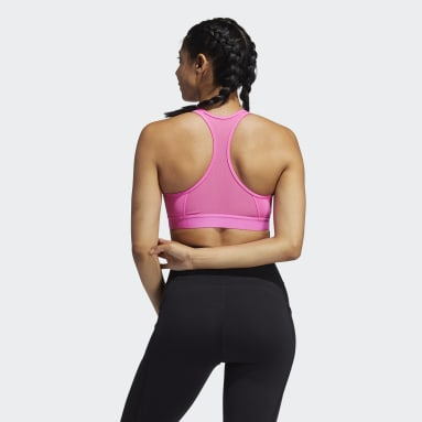 Brassière Don't Rest Alphaskin Padded Rose Femmes Yoga