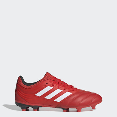 Chaussure Copa 20.3 Terrain souple Rouge Femmes Football