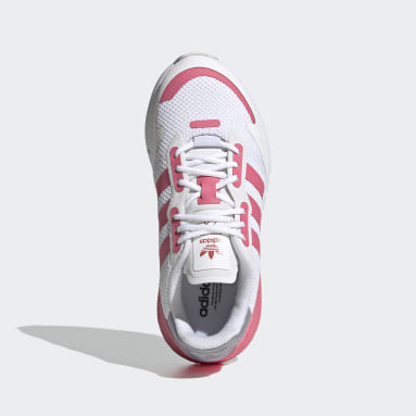 Youth Originals White ZX 1K Boost Shoes