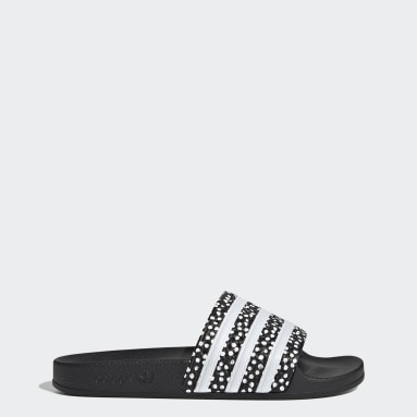 Women Originals Black Adilette Slides