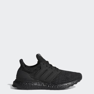 Women Running Black Ultraboost 4.0 DNA Shoes