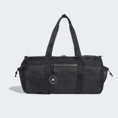 Women adidas by Stella McCartney Black adidas by Stella McCartney Round Duffel Bag