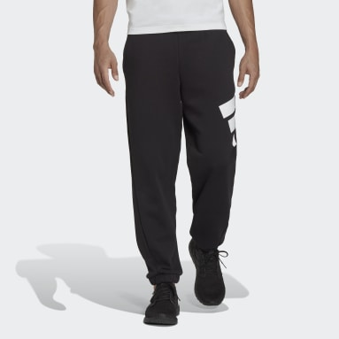 Pantaloni adidas Sportswear Future Icons Logo Graphic Nero Uomo Sportswear