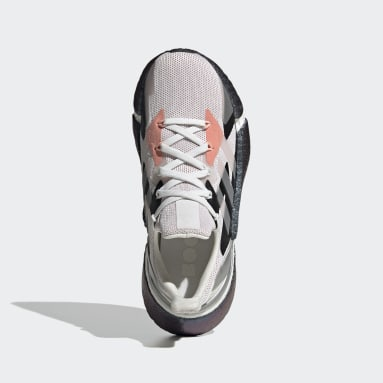 Youth 8-16 Years Running Pink X9000L4 Running Shoes