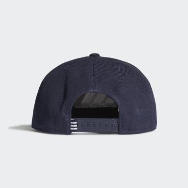 Gorra Snapback Logo (UNISEX) Azul Training