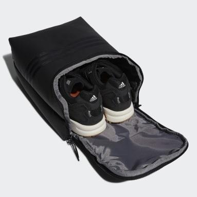 Men Golf Black Tour Shoe Bag