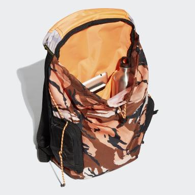 Zaino Explorer Primegreen Arancione Pallamano