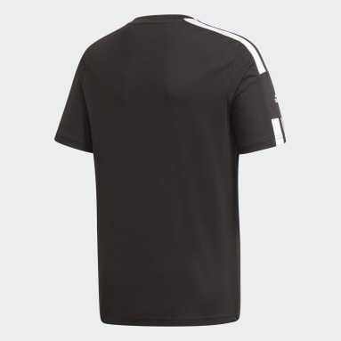 Boys Football Black Squadra 21 Jersey