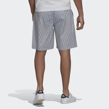 Men Originals Multicolor Monogram Shorts