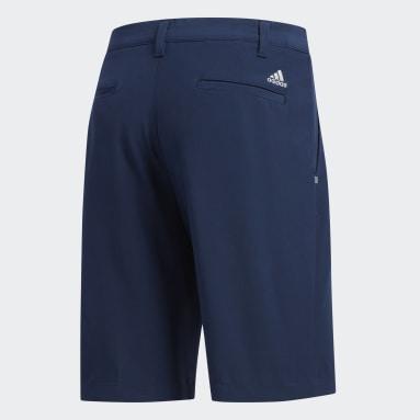 "Shorts Ultimate365 9"" Azul Hombre Golf"