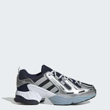 Men Originals Blue EQT Gazelle Shoes