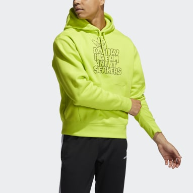 Men's Originals Yellow All Day I Dream About Hoodie
