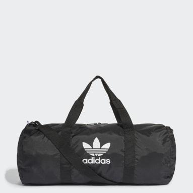 Originals Sort Adicolor sportstaske