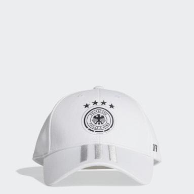 Fotbal bílá Kšiltovka Germany Baseball