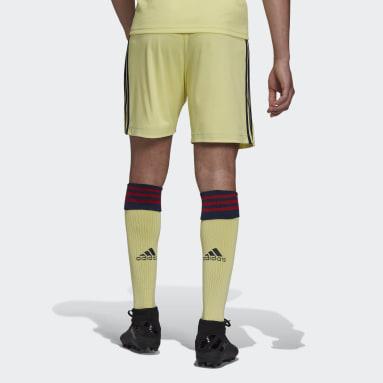 Pantalón corto segunda equipación Arsenal 21/22 Amarillo Fútbol