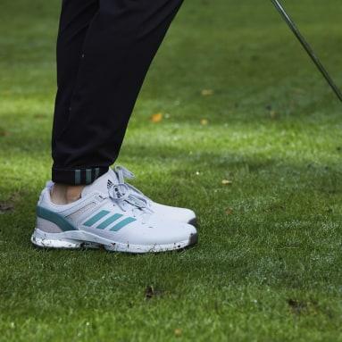 Golf Grijs EQT Wide Golfschoenen