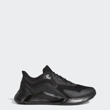 Heren Hardlopen Zwart Edge XT Schoenen