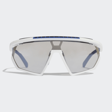Running White Sport Sunglasses SP0029-H