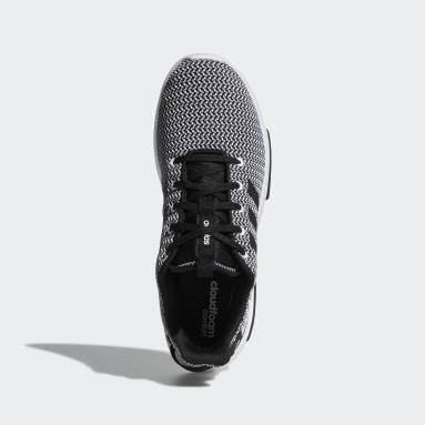 Men Sport Inspired White Cloudfoam Racer TR Shoes