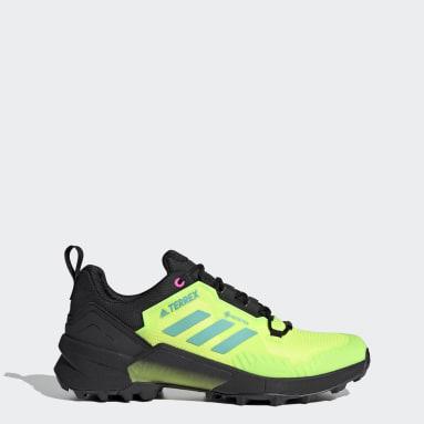 Sapatos de Caminhada Swift R3 GORE-TEX TERREX Verde TERREX