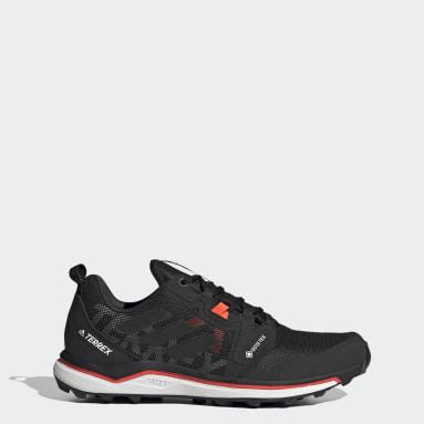 Chaussure de trail running Terrex Agravic GORE-TEX Noir Femmes TERREX