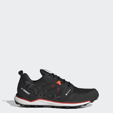 Women TERREX Black Terrex Agravic GORE-TEX Trail Running Shoes