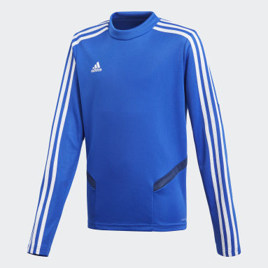 Kids Gym & Training Blue Tiro 19 Training Top