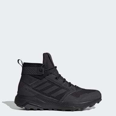 Chaussure de randonnée Pharrell Williams Trailmaker Mid GORE-TEX Noir TERREX