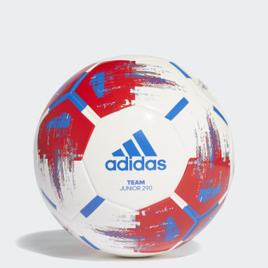 Ballon Team Junior 290 Blanc Football