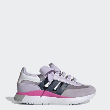 Women Originals Purple SL Andridge Lite Shoes