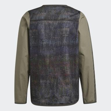 Men Originals Green FA Fishing Jacket