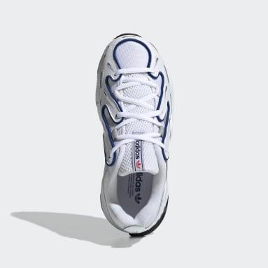 Youth Originals White EQT Gazelle Shoes