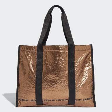 Bolsa Shopper Ouro Mulher Originals