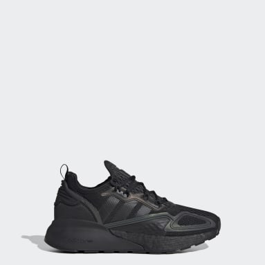 Zapatillas ZX 2K Boost (UNISEX) Negro Niño Originals