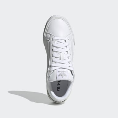 Chaussure Court Tourino blanc Femmes Originals